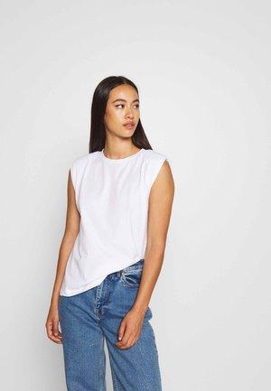 IMMA - Basic T-shirt - white
