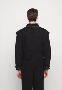 Alberta Ferretti - Summer jacket - black - 7