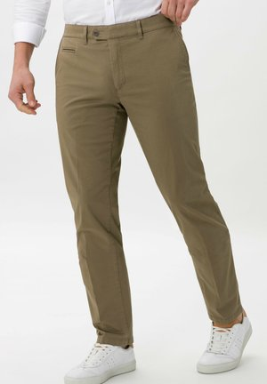 STYLE EVEREST - Chinos - toffee