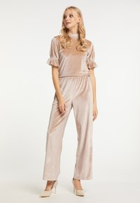 myMo at night - Blouse - beige - 1