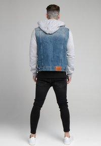 SIKSILK - JACKET - Denim jacket - blue denim - 2