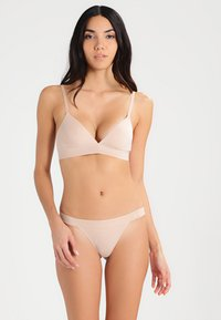 DKNY Intimates - Soutien-gorge triangle - cashmere - 1
