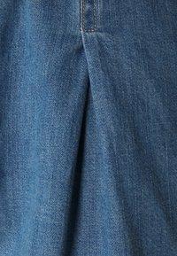 Lauren Ralph Lauren Petite - ZAVIERA - Denim shorts - indigo revival wash - 2