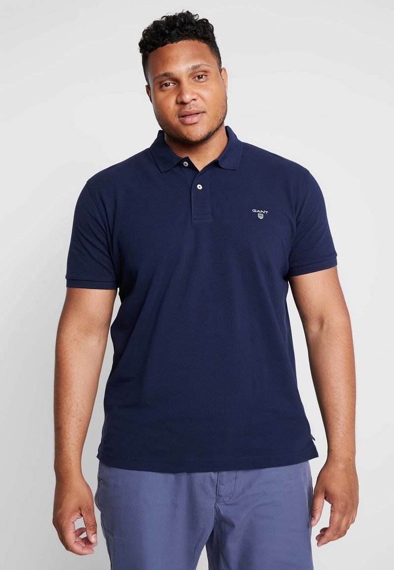 GANT - PLUS THE SUMMER RUGGER - Poloshirt - marine