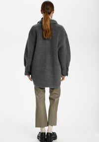 Soaked in Luxury - Winter coat - castor gray - 2