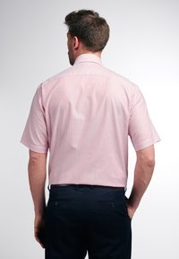 Eterna - COMFORT FIT - Shirt - rot/weiss - 1