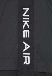 Nike Sportswear - AIR - Overgangsjakker - black/smoke grey/white - 2