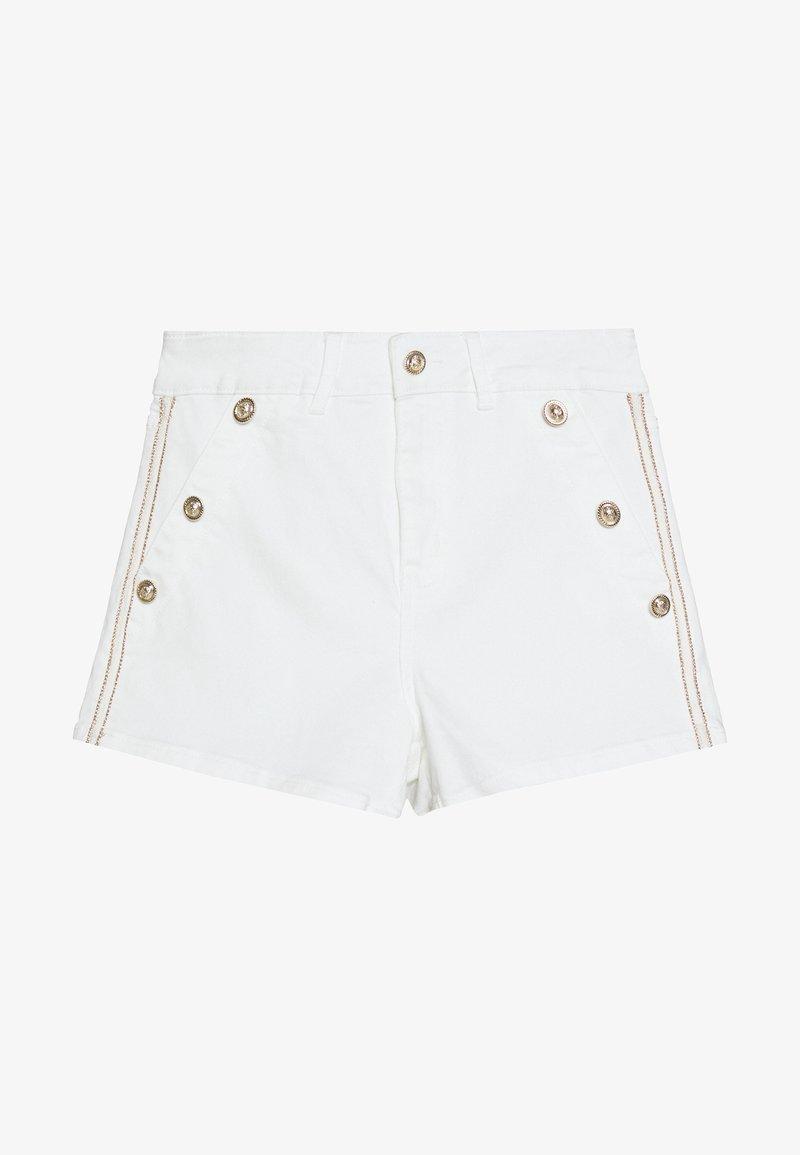 Morgan - SHOGLI - Shorts - off white
