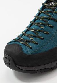 Scarpa - MOJITO TRAIL - Hiking shoes - lakeblue - 5