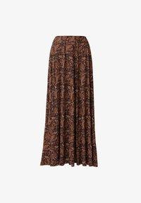 Indiska - OLIVARA - A-snit nederdel/ A-formede nederdele - multi - 4
