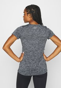 Under Armour - TECH TWIST - T-Shirt basic - black - 2