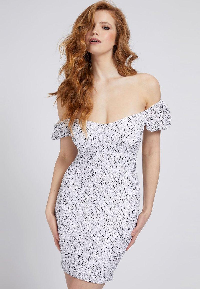 Guess - Cocktail dress / Party dress - weiß