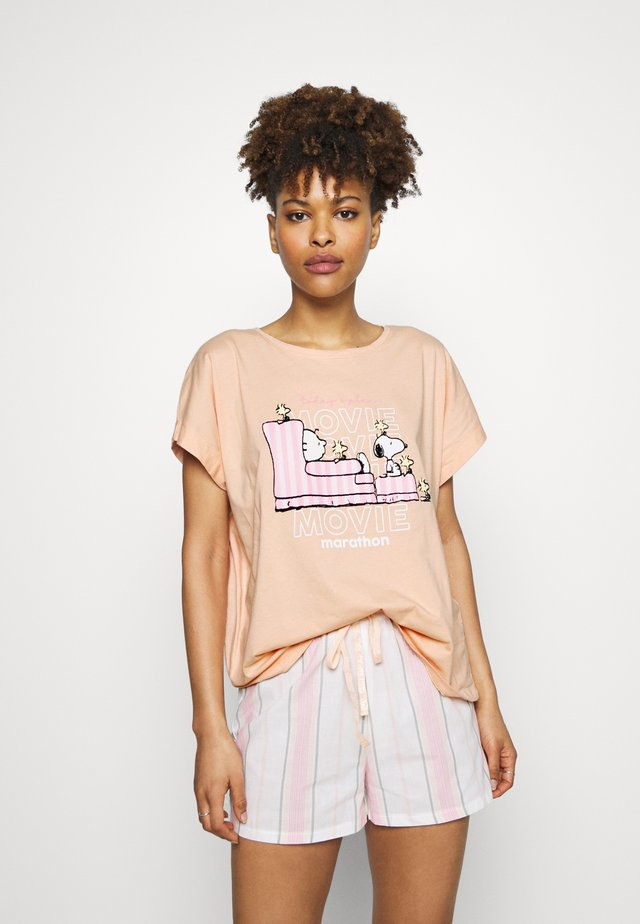 MOVIE - Pyjama - tangerine