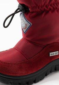 Naturino - VARNA - Winter boots - granata - 2