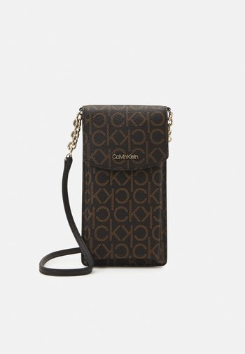 MUST PHONE POUCH XBODY - Portacellulare - brown