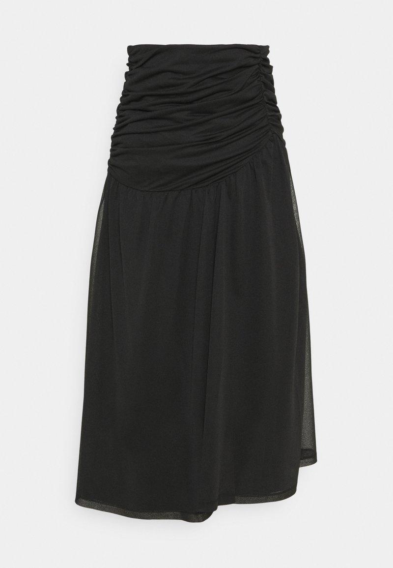 EDITED - LIANNE SKIRT - A-line skirt - schwarz