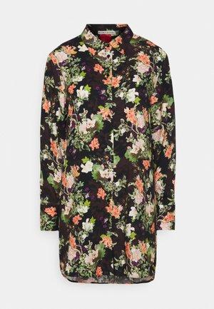 HALLIE DRESS - Skjortklänning - romance black
