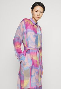 PS Paul Smith - Robe chemise - cloud - 4