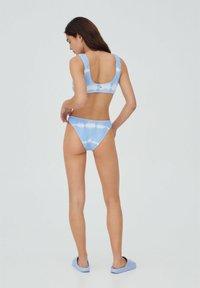 PULL&BEAR - Bikini bottoms - light blue - 3