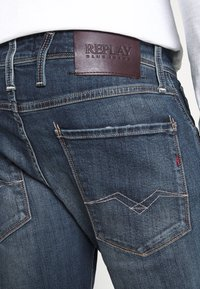 Replay - ANBASS - Slim fit jeans - medium blue - 5