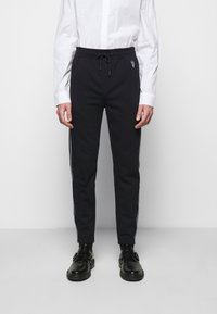 KARL LAGERFELD - PANTS - Pantaloni sportivi - midnight blue - 0