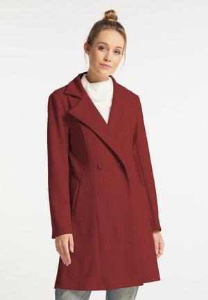 Classic coat - rost