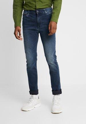 SIMON SKINNY - Slim fit jeans - utica dark blue