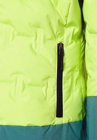 Columbia - WILD CARDDOWN - Ski jacket - voltage/canyon blue - 2