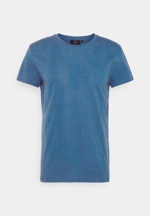 CASUAL - Jednoduché triko - summer blue
