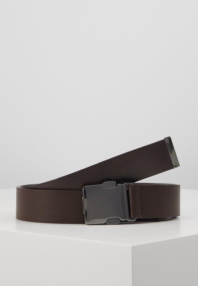 ALBANIA - Belte - hydna brown