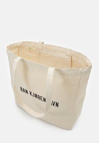 Han Kjøbenhavn - TOTE UNISEX - Tote bag - white - 2