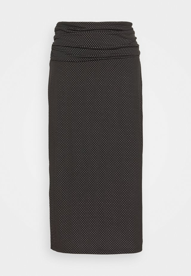 Blyantnederdel / pencil skirts - black