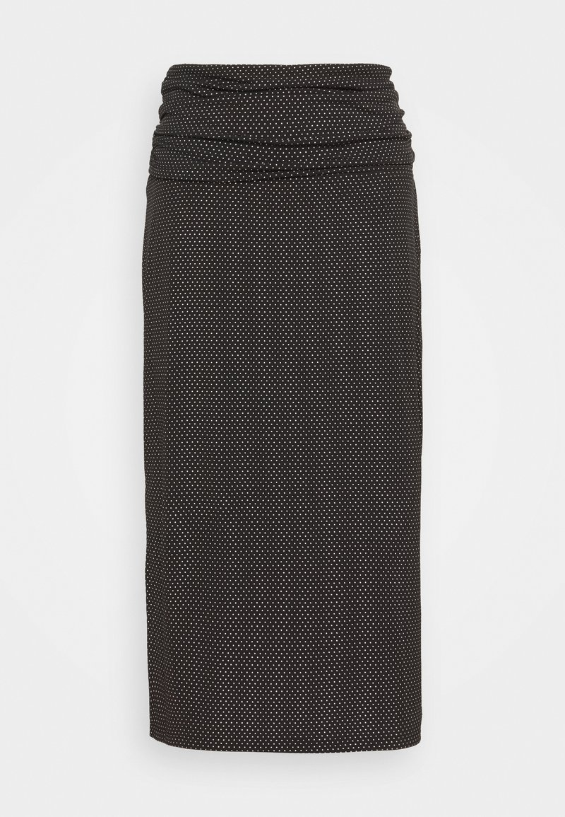 DKNY - Pencil skirt - black