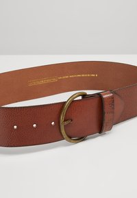 Benetton - BELT - Waist belt - tan - 4
