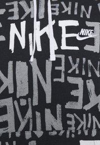 Nike Sportswear - Felpa con cappuccio - black/white - 2