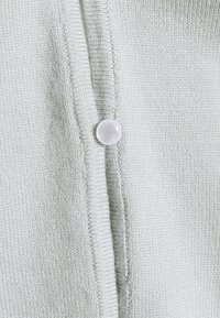 Missguided - PEARL FRONT SKINNY CARDIGAN - Cardigan - mint - 2