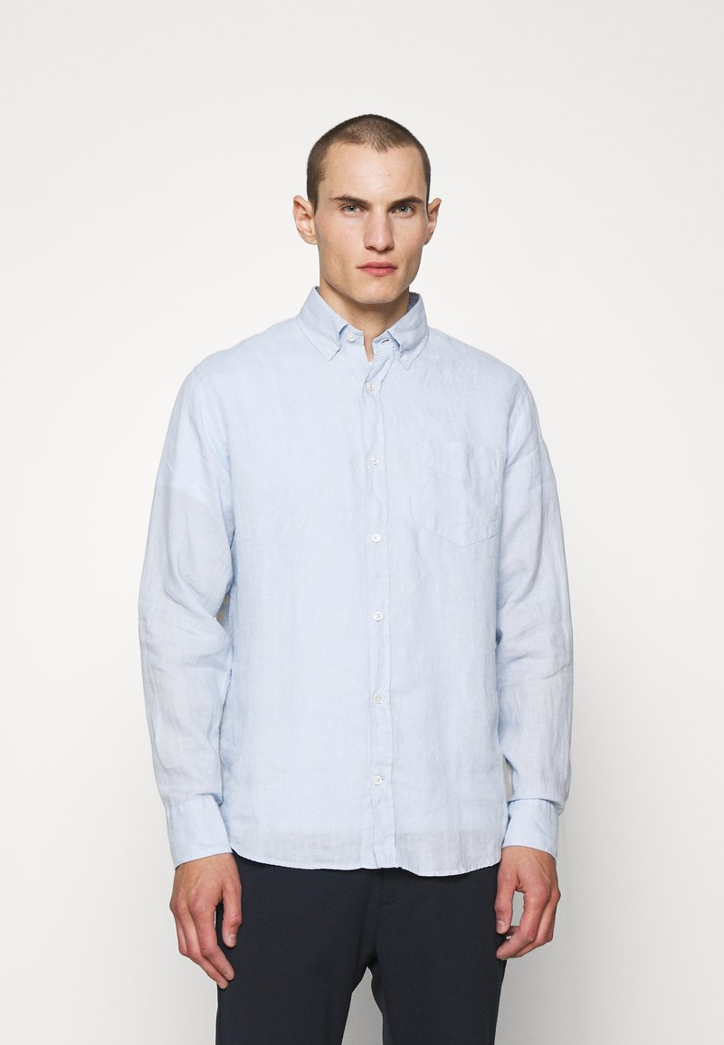 NN07 - LEVON SHIRT - Košile - light blue