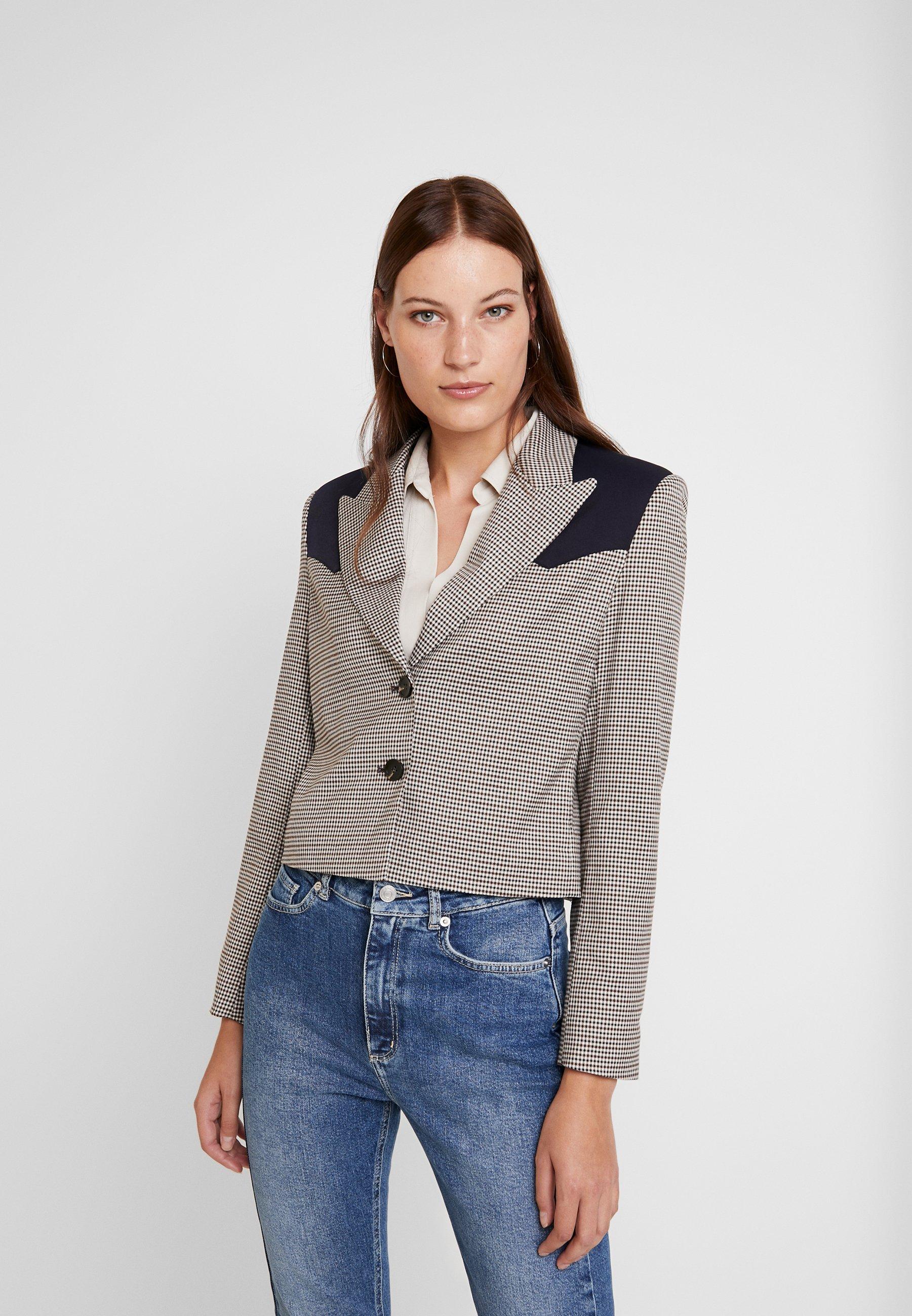 NORR KINDSLEY - Blazer - brown | Damenbekleidung billig