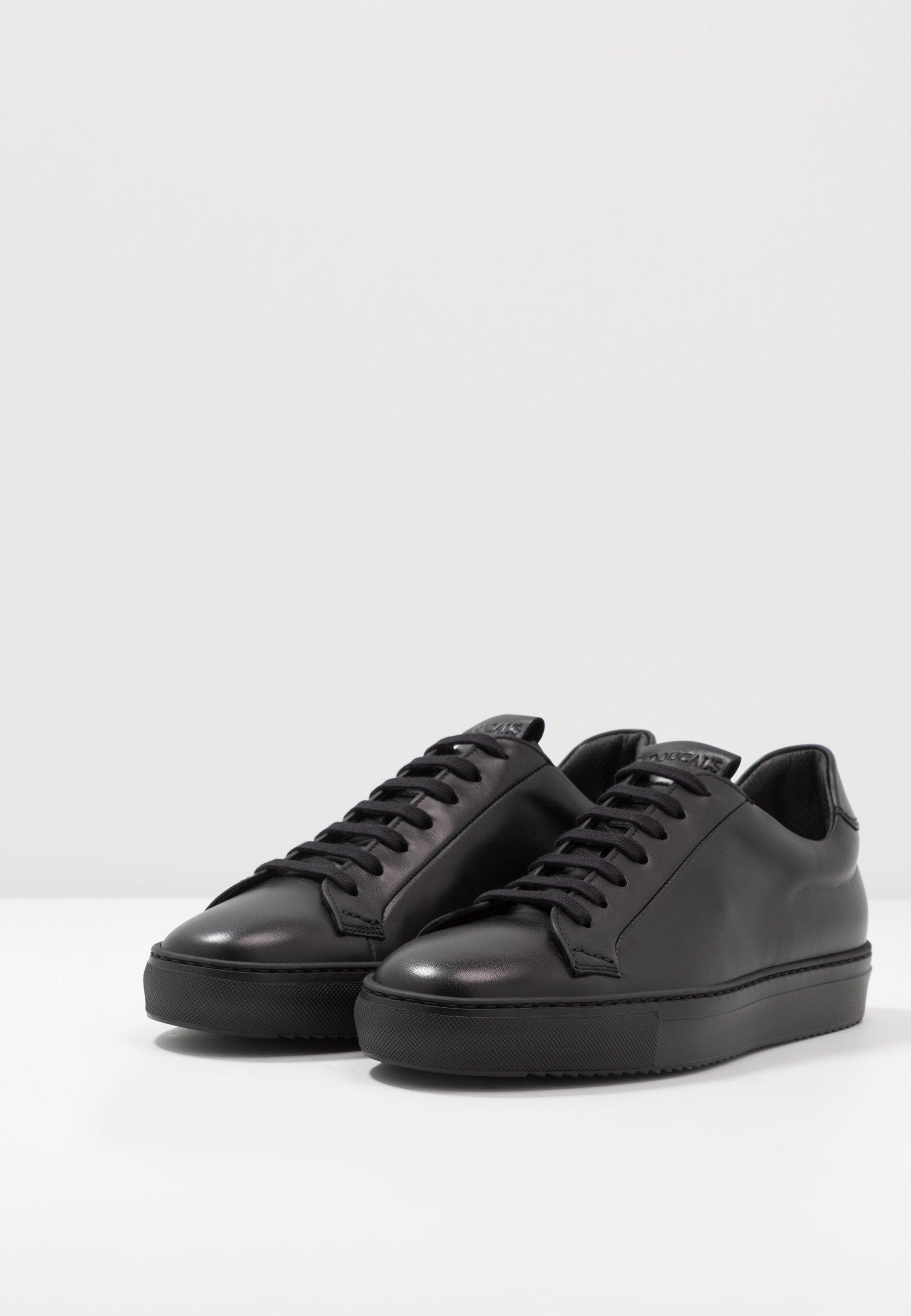 Doucals Sneaker low - nero/schwarz - Herrenschuhe QVCiu
