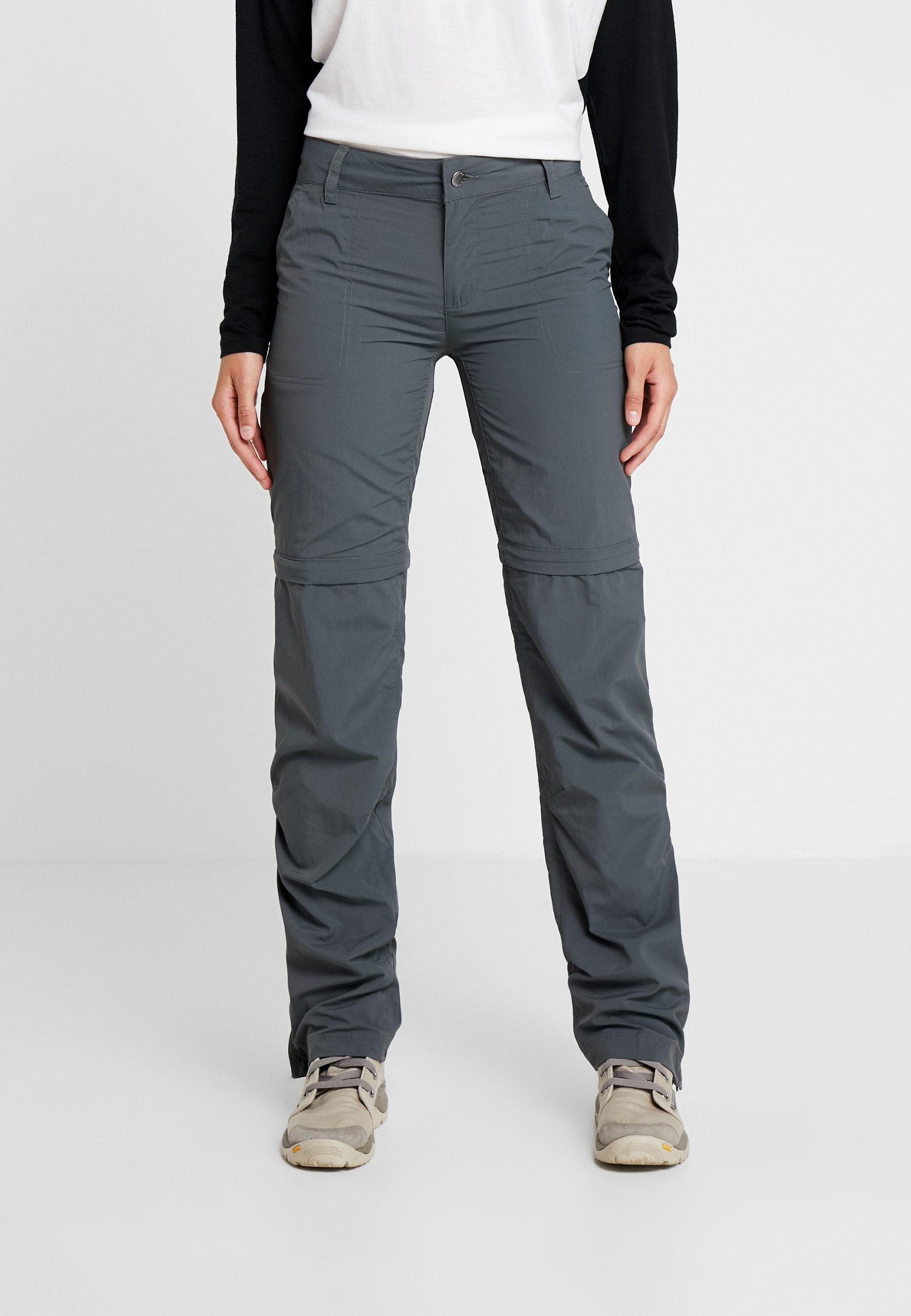 Femme RIDGE 2.0 CONVERTIBLE PANT - Pantalons outdoor