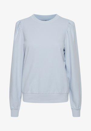 Sweatshirt - cashmere blue