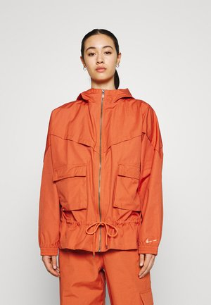 W NSW ICN CLSH JKT WR CANVAS - Training jacket - light sienna/healing orange