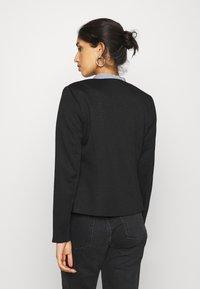 ONLY - ONLANNA SENIA SHORT - Blazer - black - 2