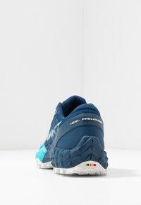 Dynafit - FELINE SL - Trail running shoes - poseidon/silvretta - 3