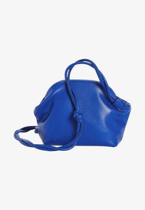 Across body bag - blue-grey