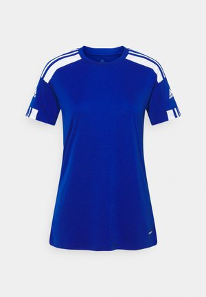 SQUADRA 21 - Print T-shirt - royal blue/white