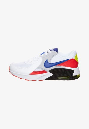 NIKE SPORTSWEAR AIR MAX EXCEE SNEAKER KINDER - Trainers - white / hyper blue