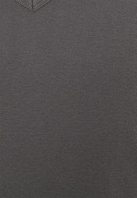 G-Star - BASE 2 PACK - T-shirt basic - lt shadow - 6
