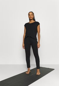 Curare Yogawear - ONEPIECE  - Tracksuit - black - 0