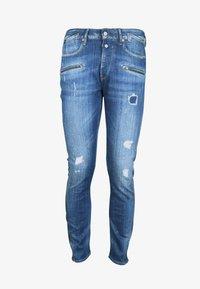 Le Temps Des Cerises - Jeans Skinny Fit - blue - 1